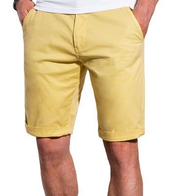 Short chino homme