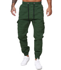 Jogger chino cargo homme