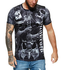 T-shirt fashion death soul
