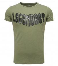 T-shirt fashion legendary