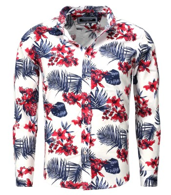 Chemise hawaienne pour homme