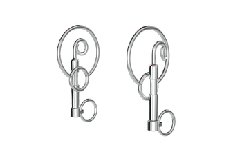 Snaffle - Cheek Pieces