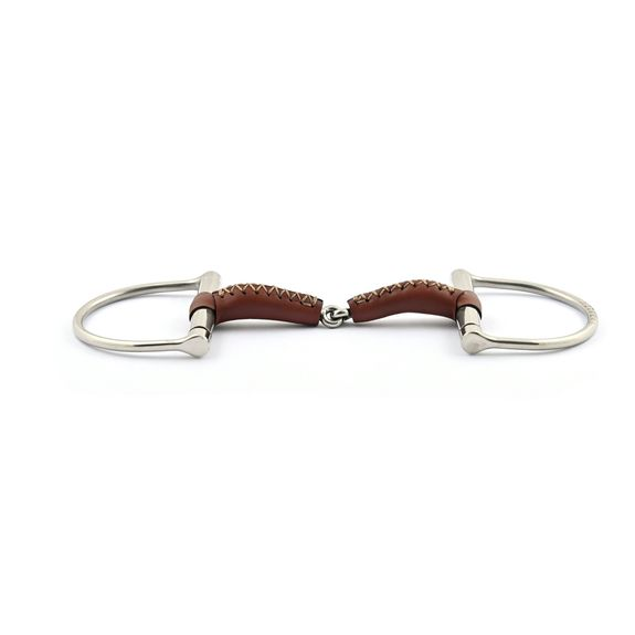 D Ring bit leather Pinchless