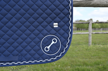 Saddle Pad MORS AND MORE by GEM