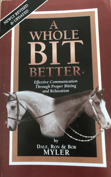 "Book ""A whole bit better"""