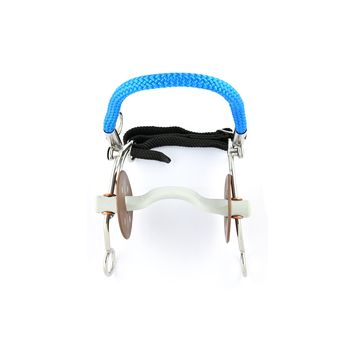 Tandem with tongue port snaffle soft Konnex
