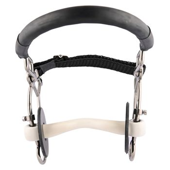 Hackamore combi short port hard
