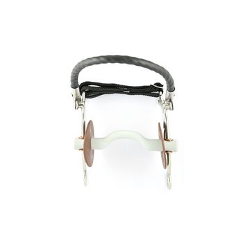 Tandem US with tongue port snaffle