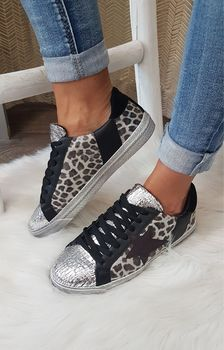 """Baskets """"SUPER STYLE """"  Silver"""