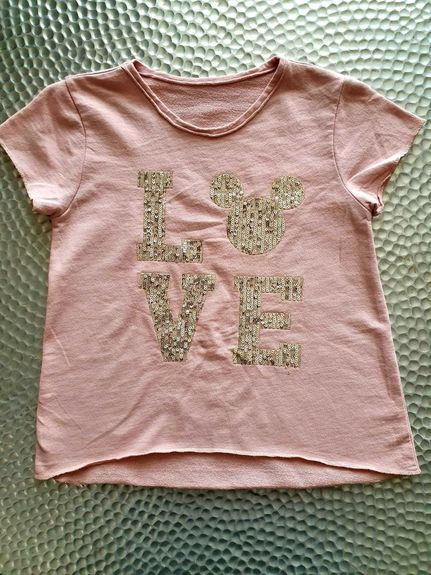 T Shirt Miny Strass