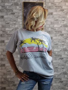 "T shirt ""HAWAII """