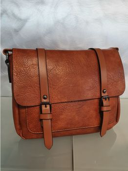 """Sac cartable """" ABY """" camel"""