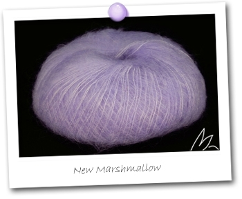 Mohair & Soie - New Marshmallow