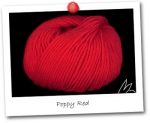 Paraiso 100 gr - Poppy Red