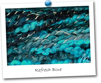 TRENZA - Refresh Blue