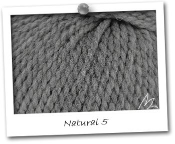 NAT ' WOOL - Natural 5