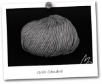 MERINOS MEDIUM - coloris GRIS CENDRA