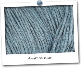 Yack Color - Amazon Blue