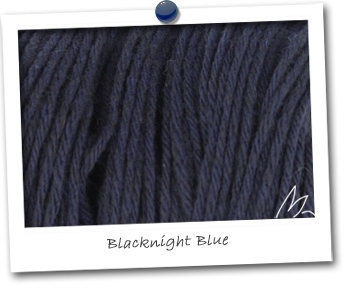 Yack Color - Blacknight Blue