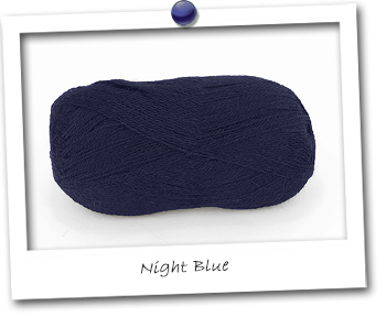 Alpaga 400 Baby - Night Blue