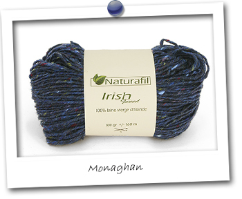 IRISH TWEED - coloris MONAGHAN