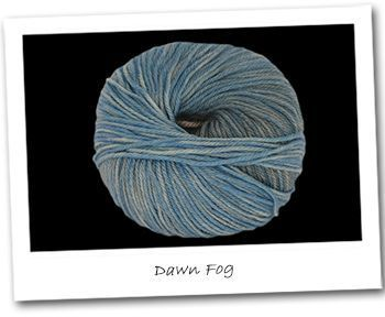 MERINOS FANCY - Dawn Fog
