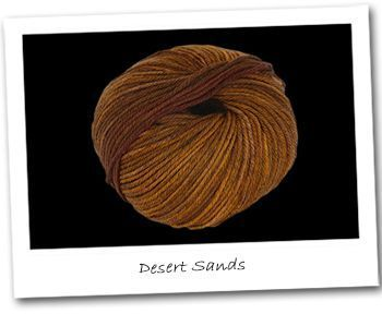 MERINOS FANCY - Desert Sands