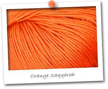 EGYPTO NEW - Orange Saqqarah