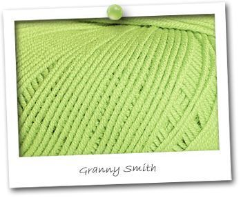 MERINOS MINI - Granny Smith