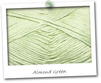 SUN - coloris ALMOND GREEN