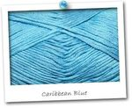 SUN - coloris CARIBBEAN BLUE