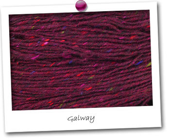 IRISH TWEED - coloris GALWAY (bain 0918)