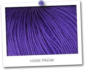 EGYPTO NEW - Violet Philae (bain 510)