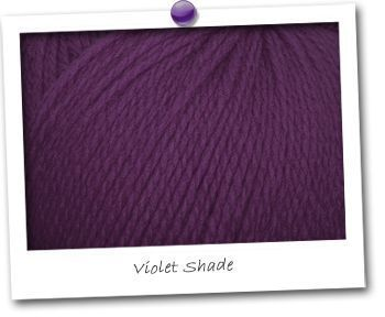 INCA - coloris VIOLET SHADE