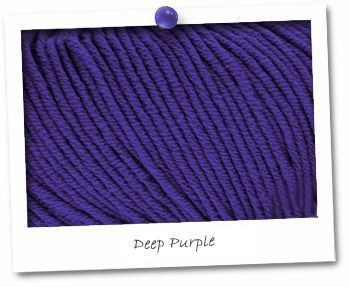 MERINOS EXTRA - Deep Purple