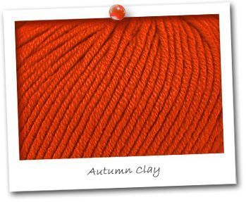 MERINOS EXTRA - Autumn Clay