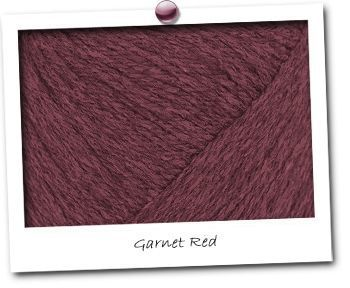 BIOSOFT SILK - coloris Garnet Red