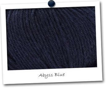 CACHEMIRE 100 - Abyss Blue