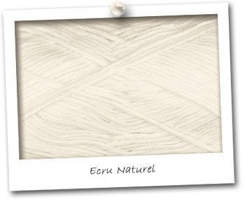 SUN - coloris ECRU NATUREL