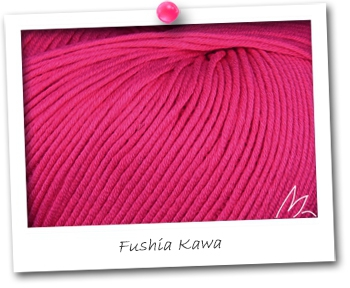 EGYPTO - coloris FUSHIA KAWA