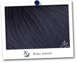 WIND - coloris BLEU KETCH - Pelote de 100 gr