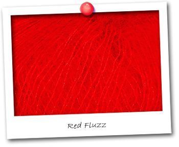 Mohair & Soie - Red Fluzz