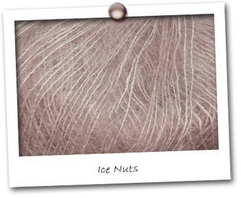 Mohair & Soie - Ice Nuts
