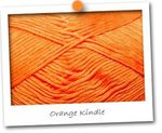 SUN - coloris ORANGE KINDLE