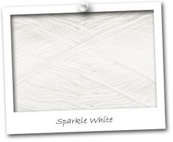 SUN - coloris SPARKLE WHITE