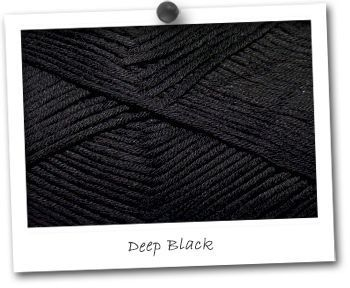 SUN - coloris DEEP BLACK