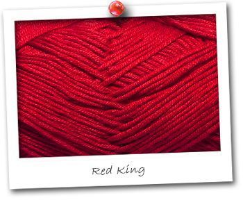 SUN - coloris RED KING