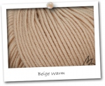 MERINOS MEDIUM - coloris BEIGE WARM