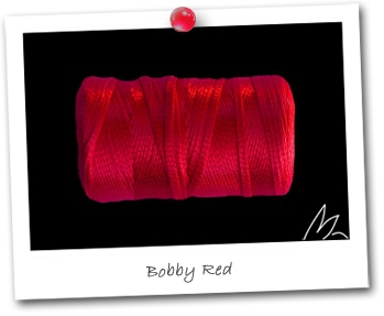 LINKSILK - coloris BOBBY RED