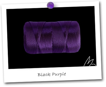LINKSILK - coloris BLACK PURPLE